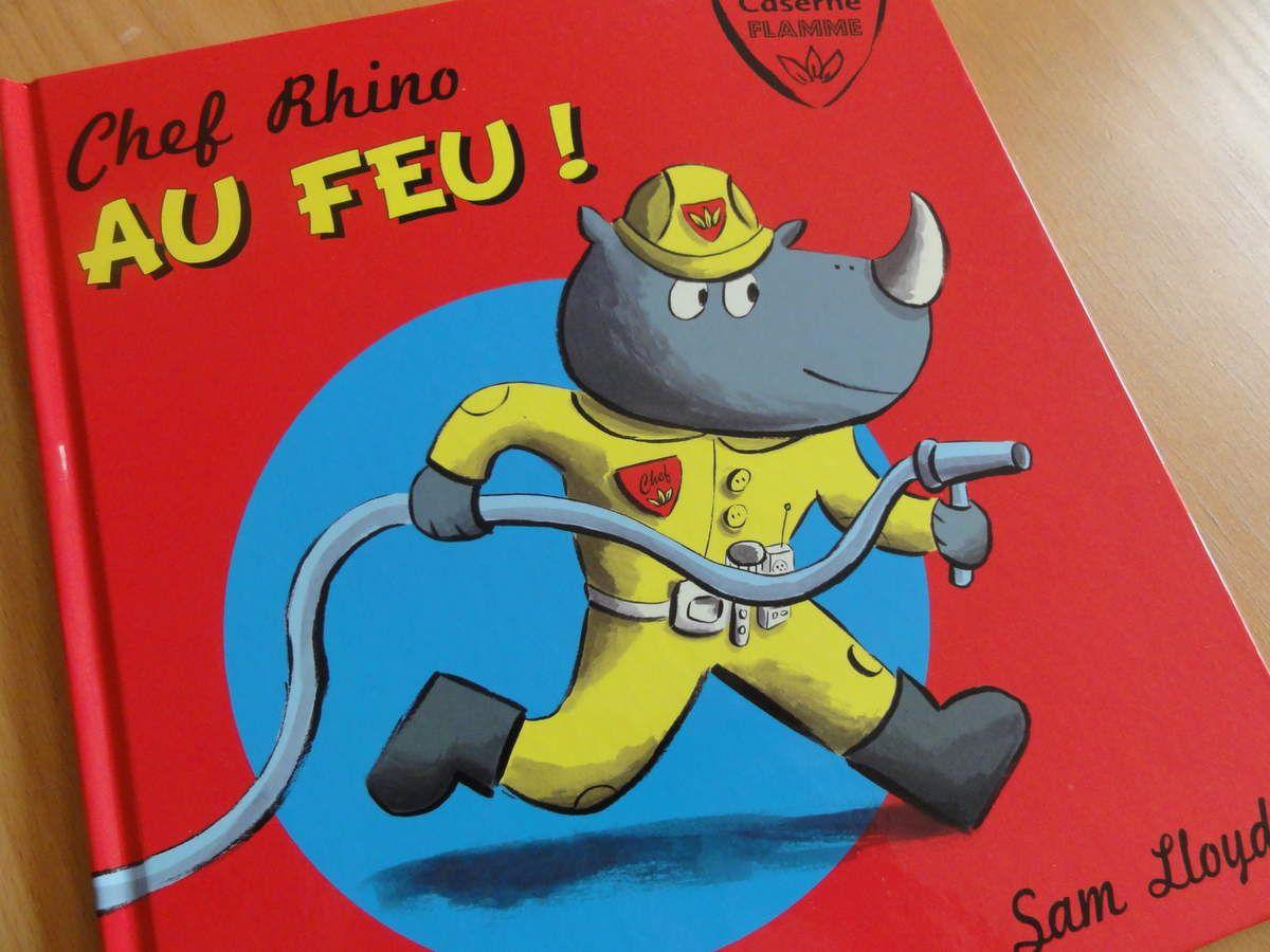 Voici l'un de mes derniers achats sur Vente-privée : Chef Rhino Au feu à 3 € au lieu de 12 €