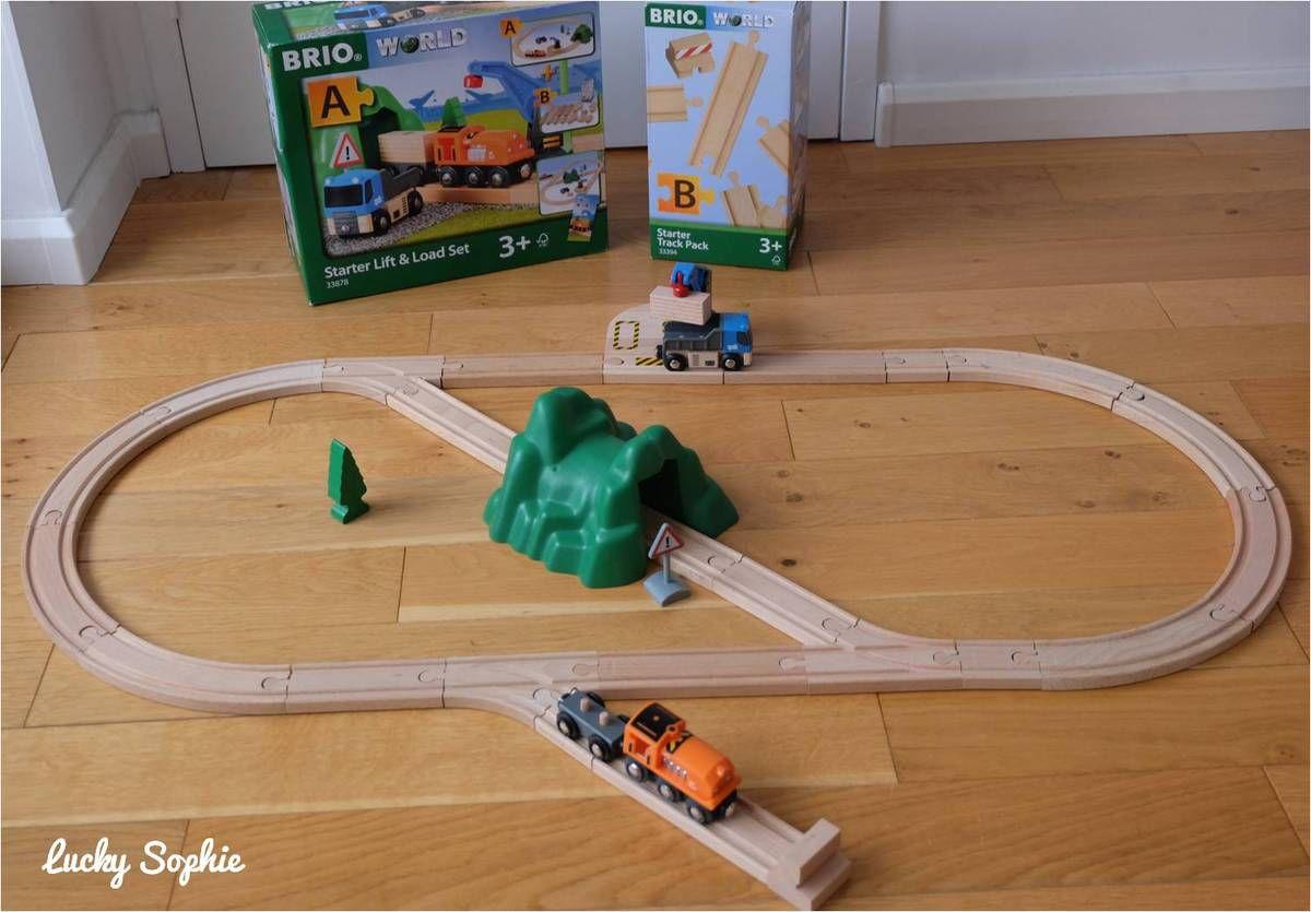Trains Brio : le circuit transport de fret {concours}