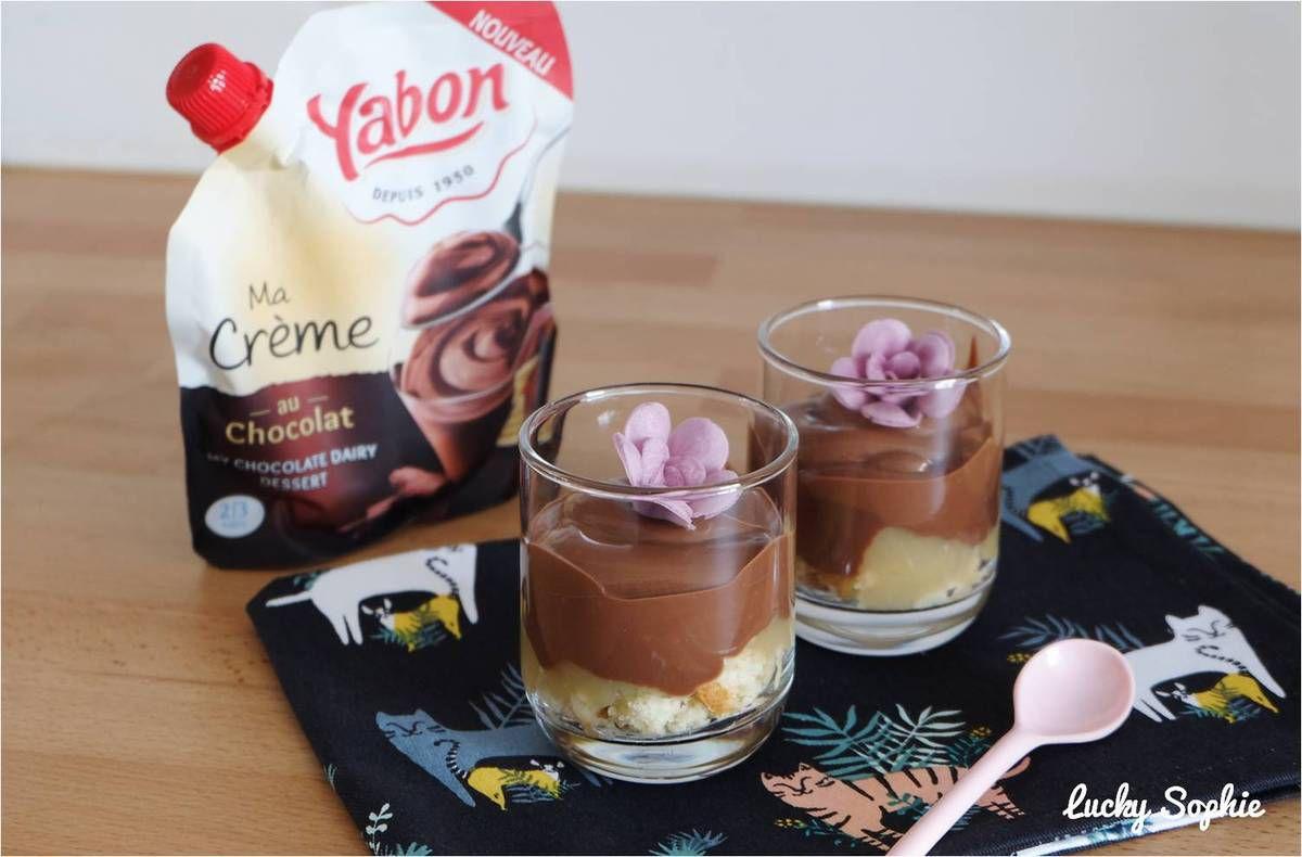 Yabon, les crèmes desserts qui régalent la famille !