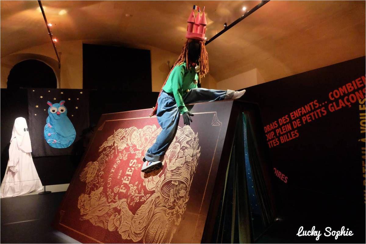 Expo Contes de fées au Musée du Costume de Scène de Moulins