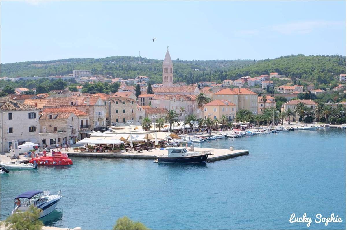 Une semaine à Split, voyage en Croatie en famille