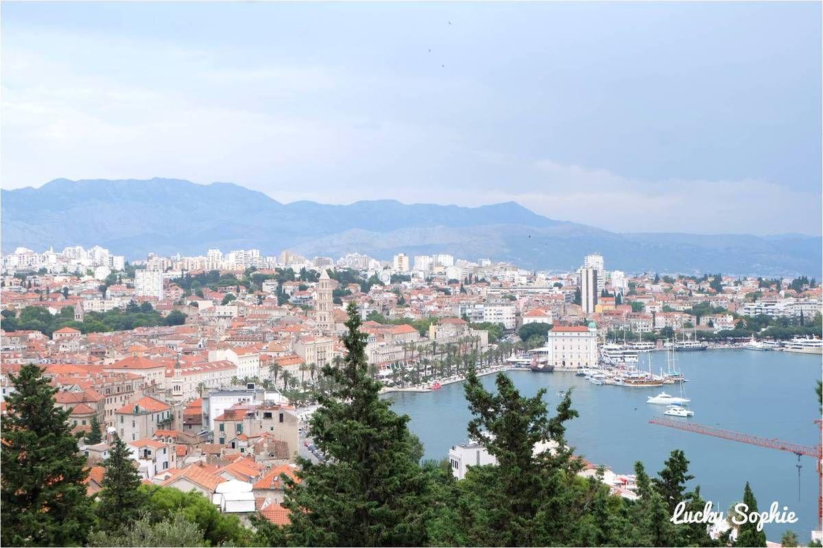 Split la 2ème ville de Croatie après Zagreb