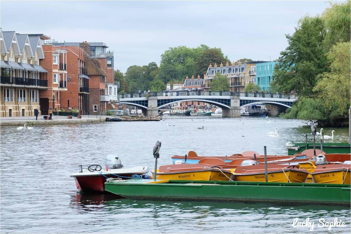 Windsor et Eton, excursion facile depuis Londres