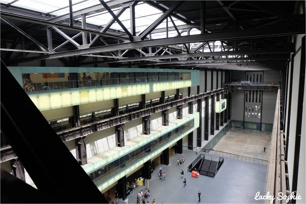 La Tate Modern, super spot à Londres