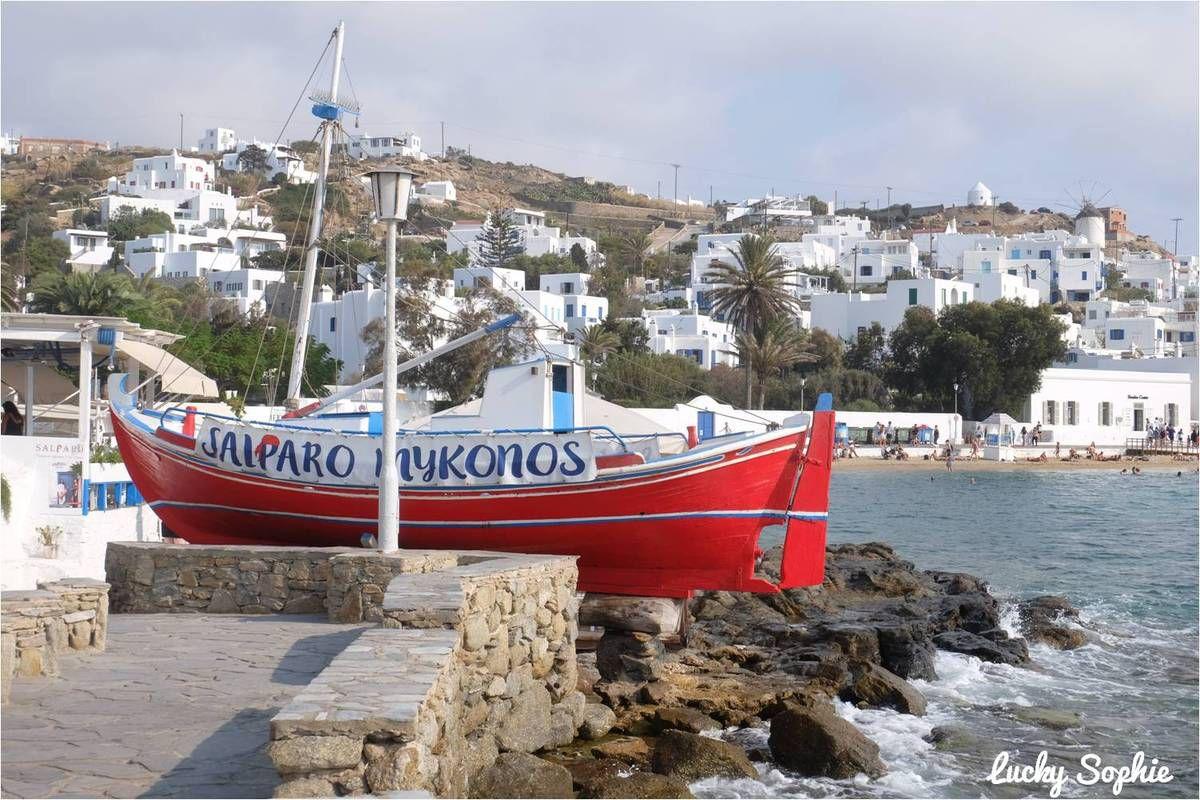 Cyclades : Mykonos en famille