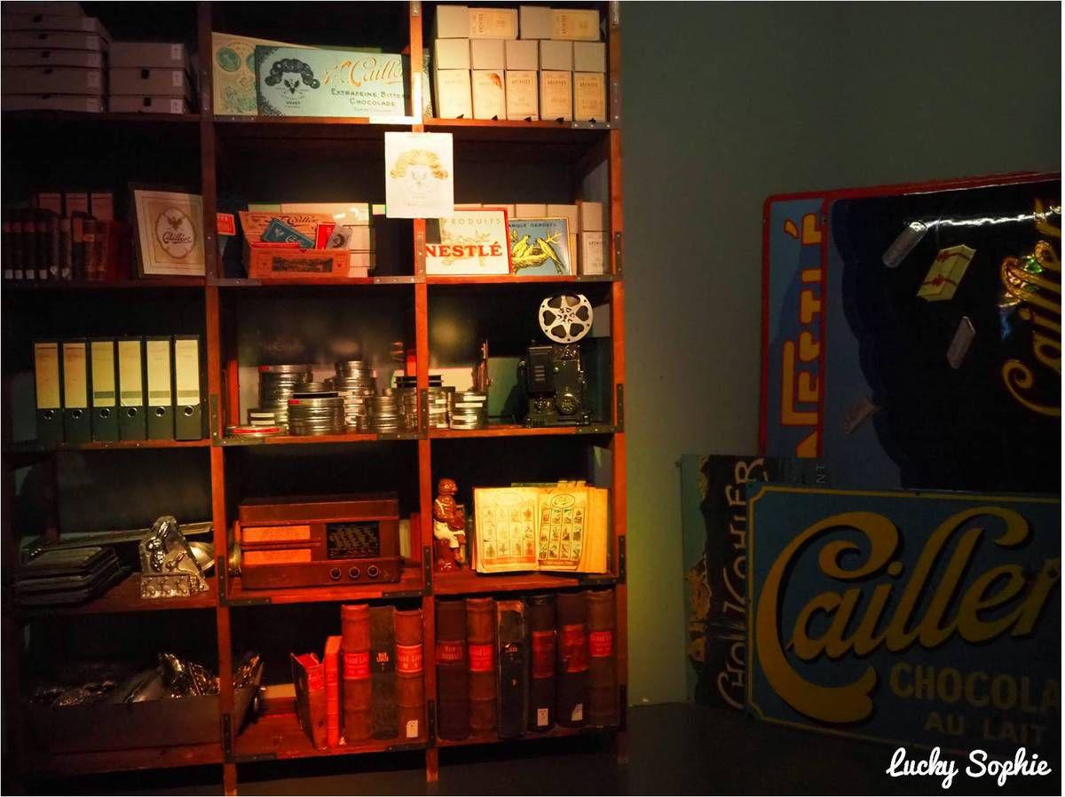 L'histoire de la maison Cailler et de son association avec un autre chocolatier Suisse, Nestlé !