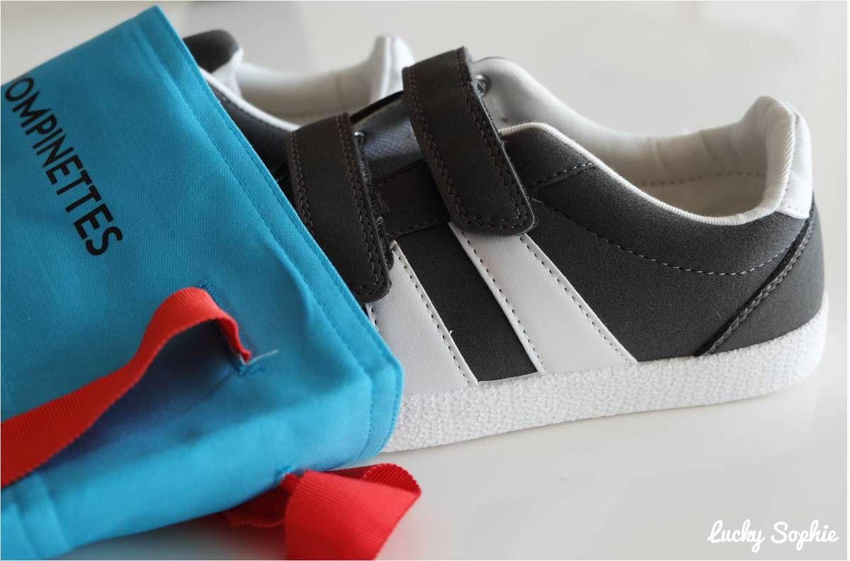 Pompinettes, la box de chaussures enfants
