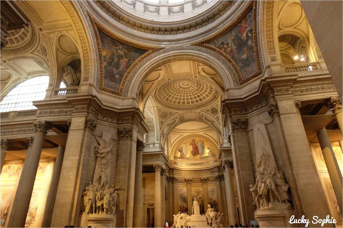 Visiter le Panthéon avec des enfants
