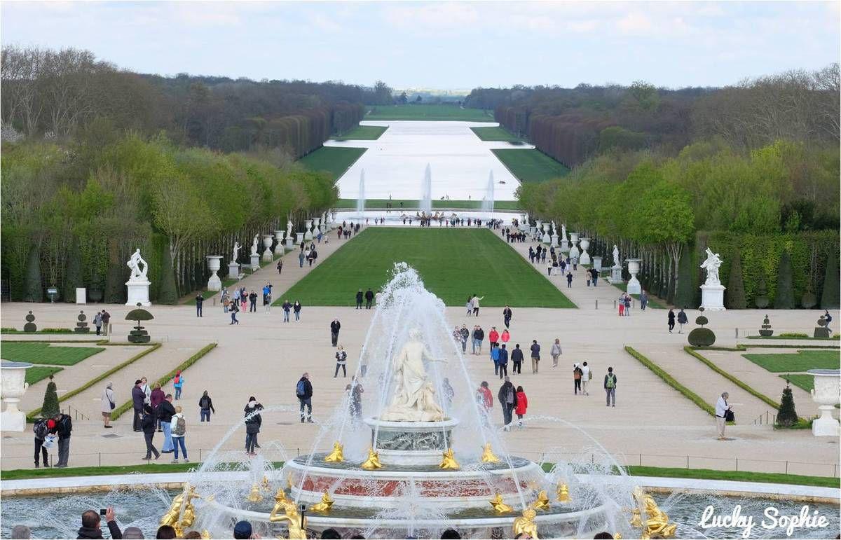 Visiter le château de Versailles avec les enfants