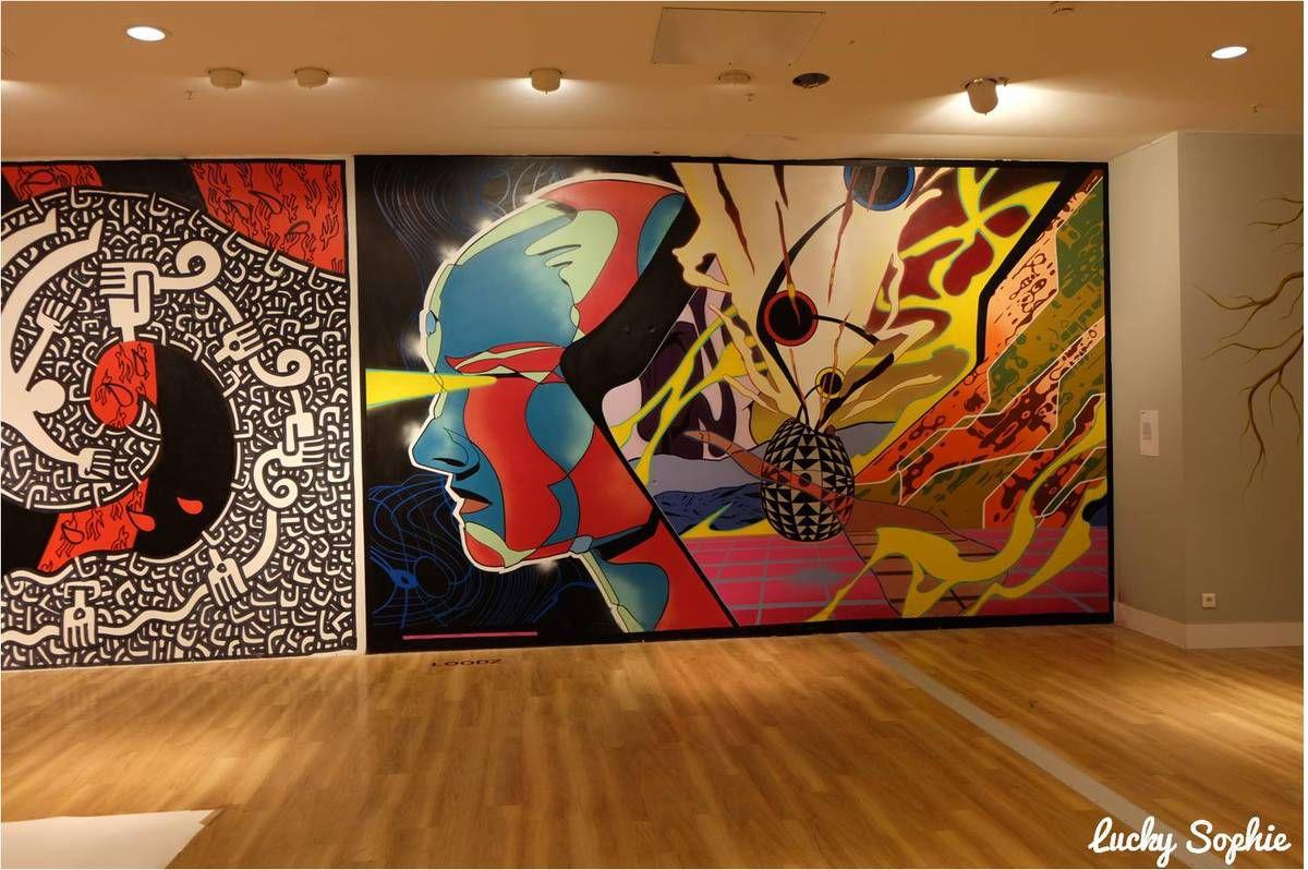 Exposition street art One Shot à Lyon Confluence