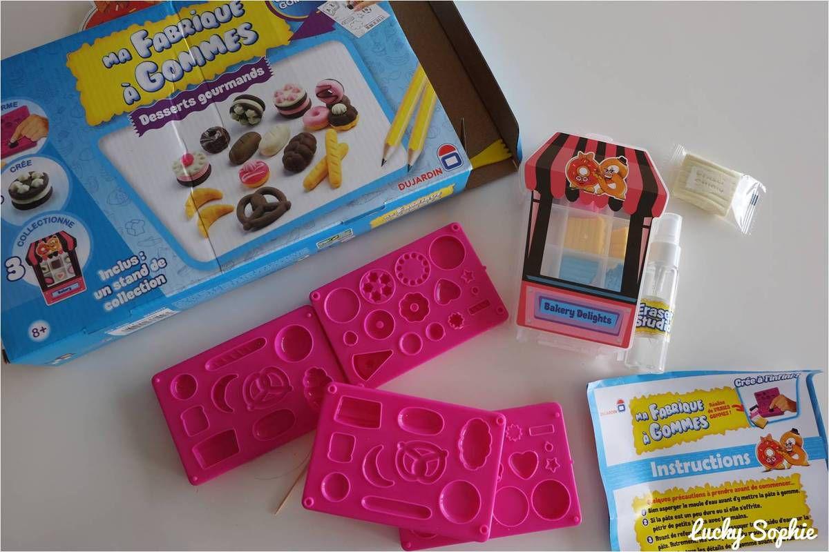 Jolis kits créatifs pour les enfants