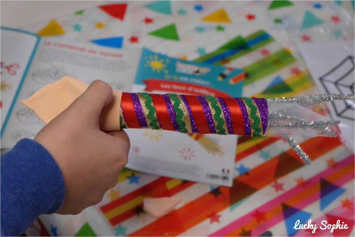 Toucan Box, kit créatif pour enfants de 3 à 8 ans