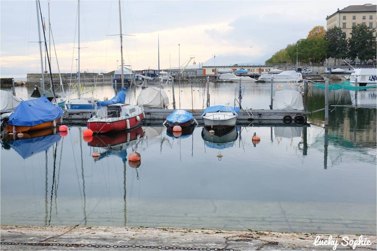 Visiter Neuchâtel avec Totemi app