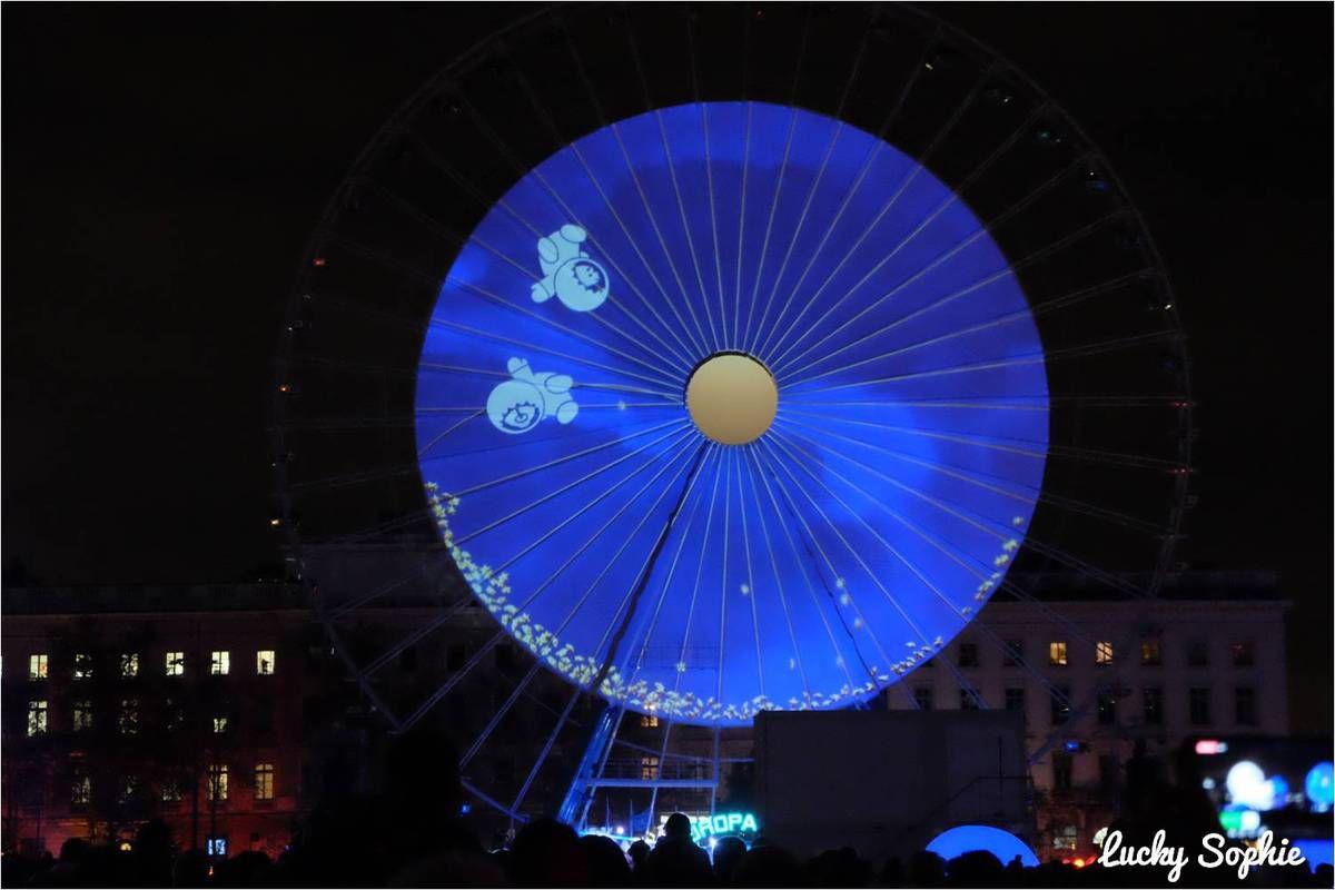 Fête des Lumières 2018 à Lyon en famille