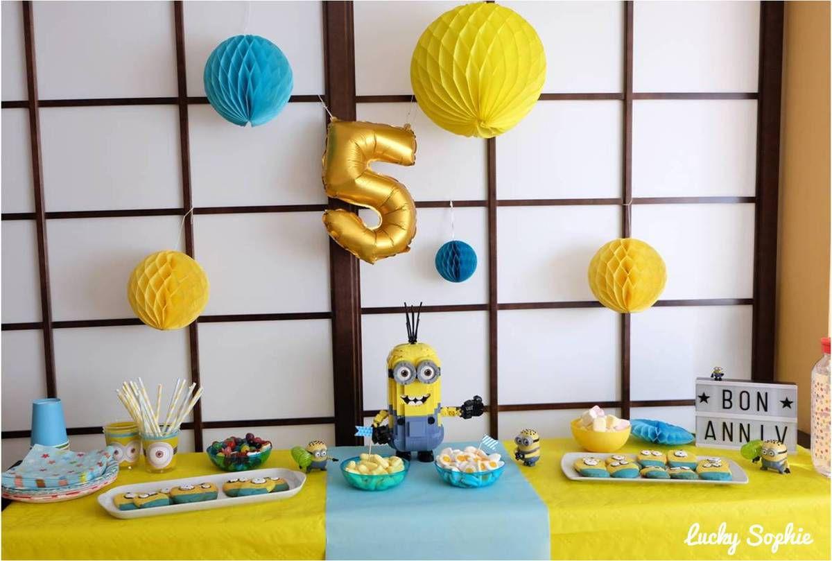 5 idées de ballons pour un anniversaire
