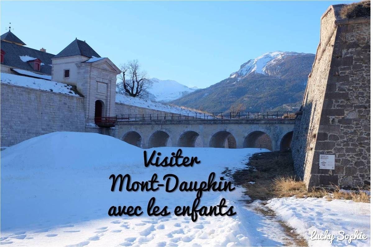 Visiter Mont-Dauphin avec les enfants
