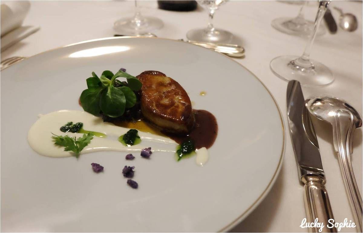 Du foie gras parfaitement poêlé, servi juste tiède et fondant comme dans un bon restaurant !