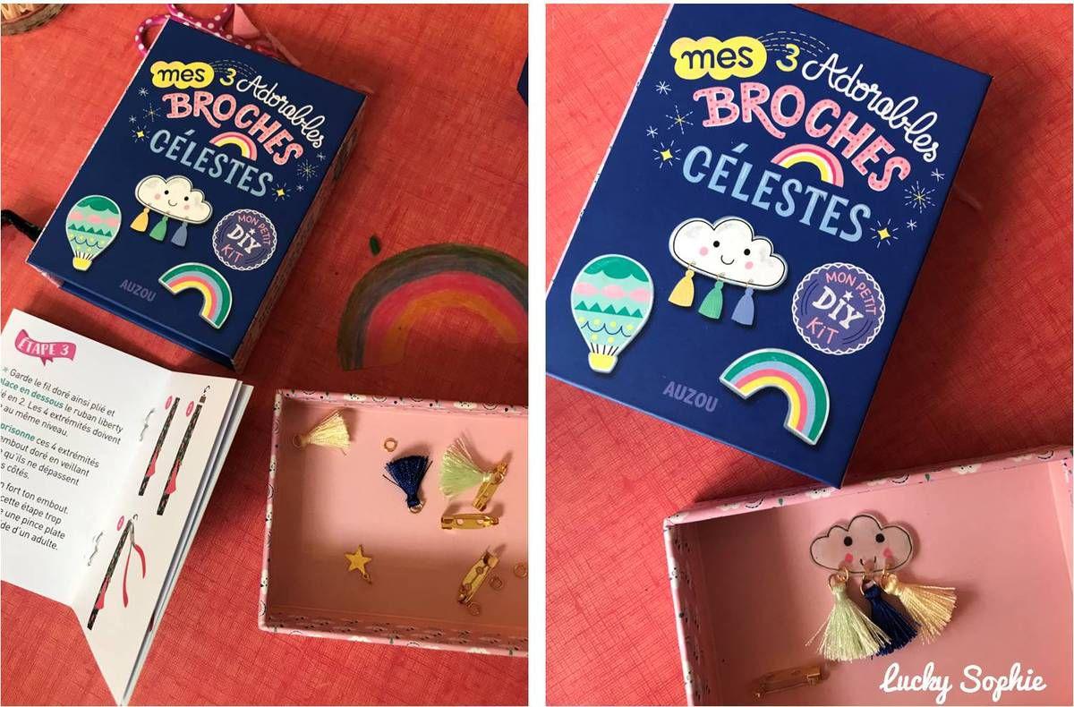 Petit kit DIY enfant Auzou créatif