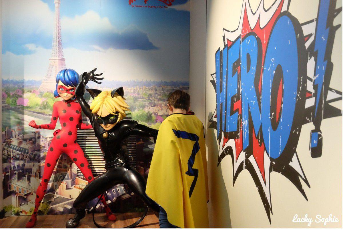 Musée Grévin : à la rencontre des nouvelles stars !