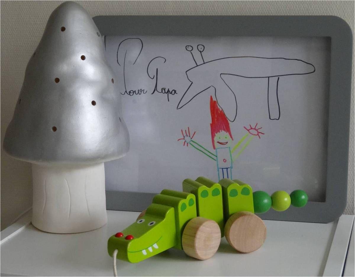 Que faire des dessins d'enfant ?