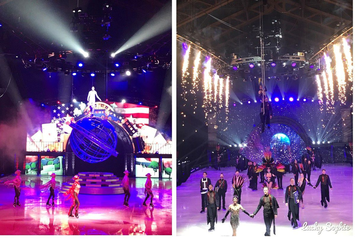 Holiday on Ice, le spectacle des 75 ans !