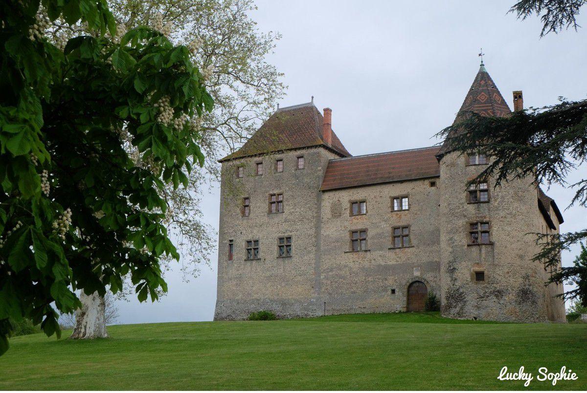 Le château de Septème, chouette visite en famille !