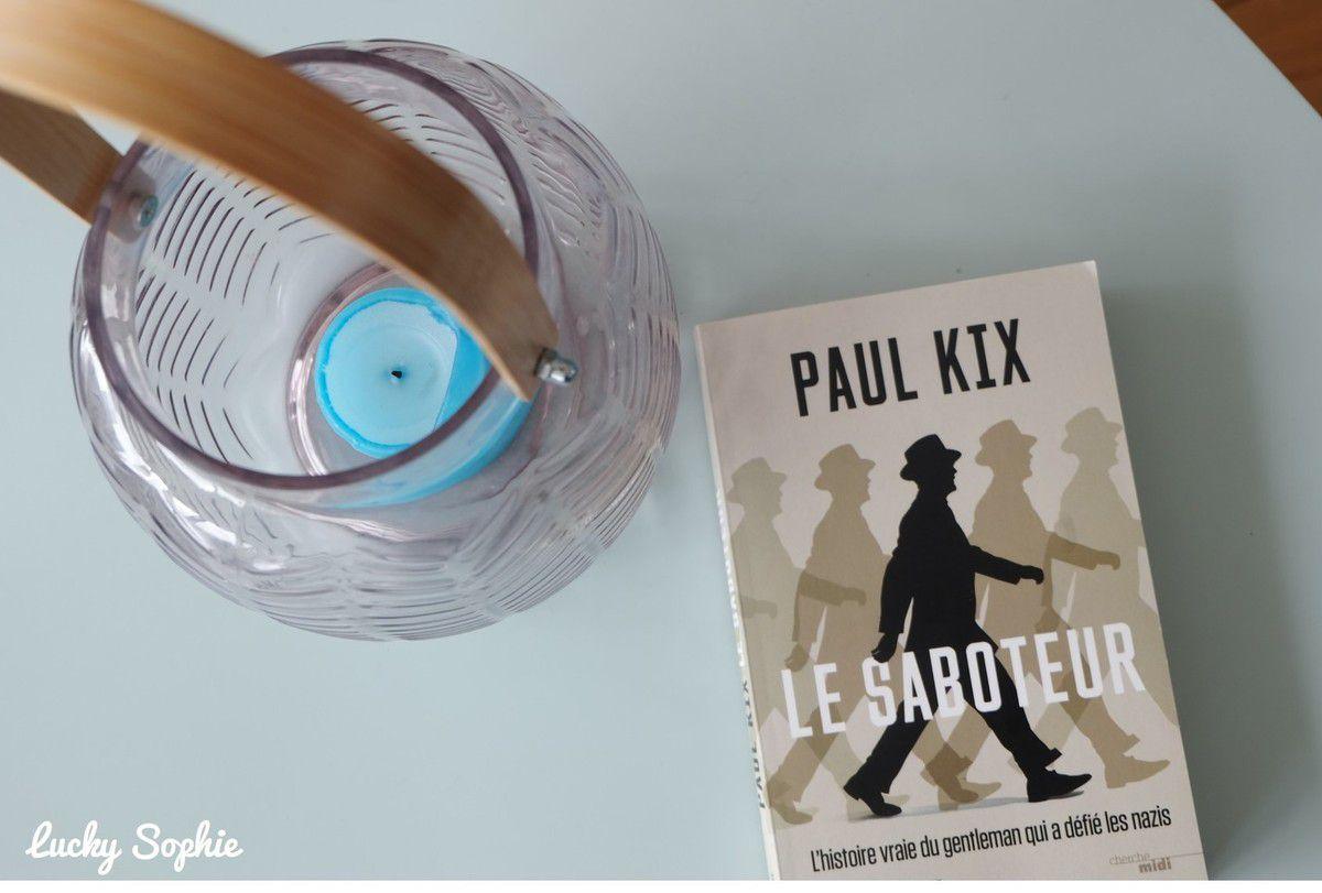 Le saboteur, l'histoire d'un héros français de la 2e guerre mondiale