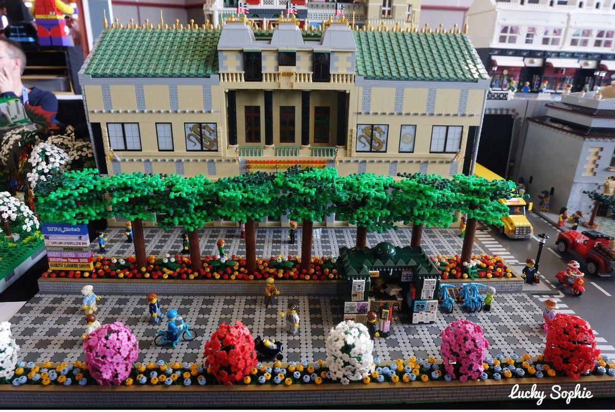Briqu'expo, l'expo des fous de Lego à Irigny