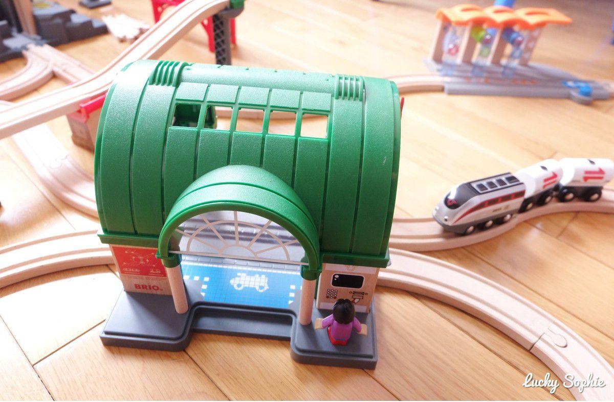 Brio World, des circuits de plus en plus complexes !