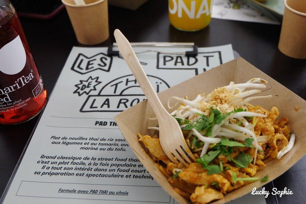 Le food market Part Dieu, nouveau lieu esprit street food à Lyon