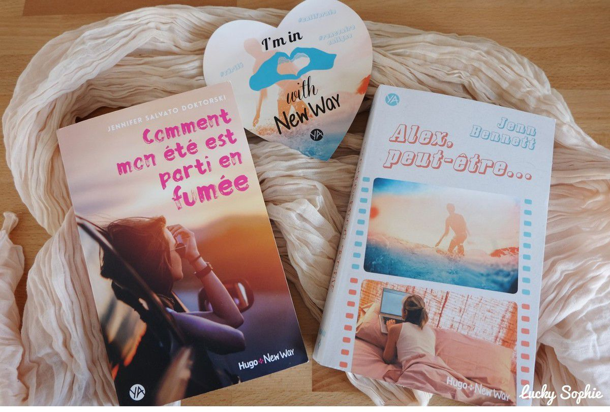 First love : les romans Young adult d'Hugo New Way