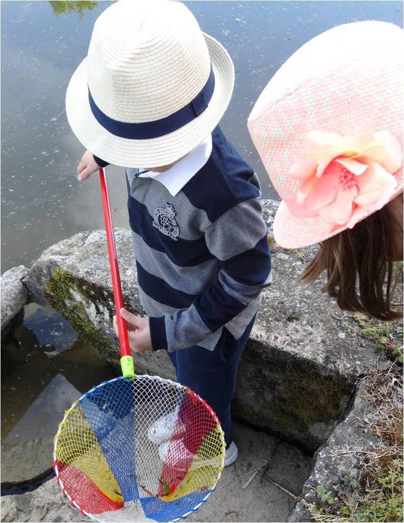 Oups la pêche n'est pas terrible !
