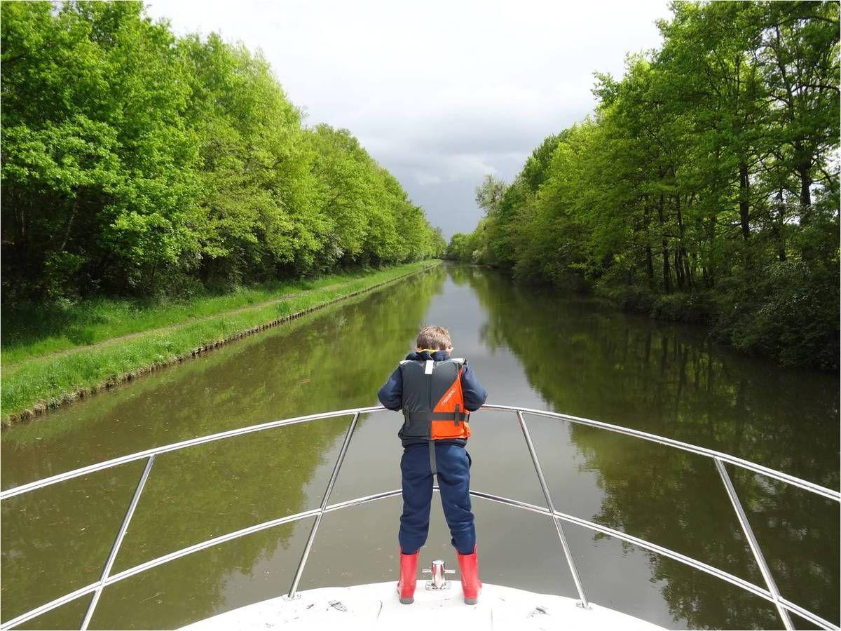 La croisière fluviale sur les canaux de Bourgogne !