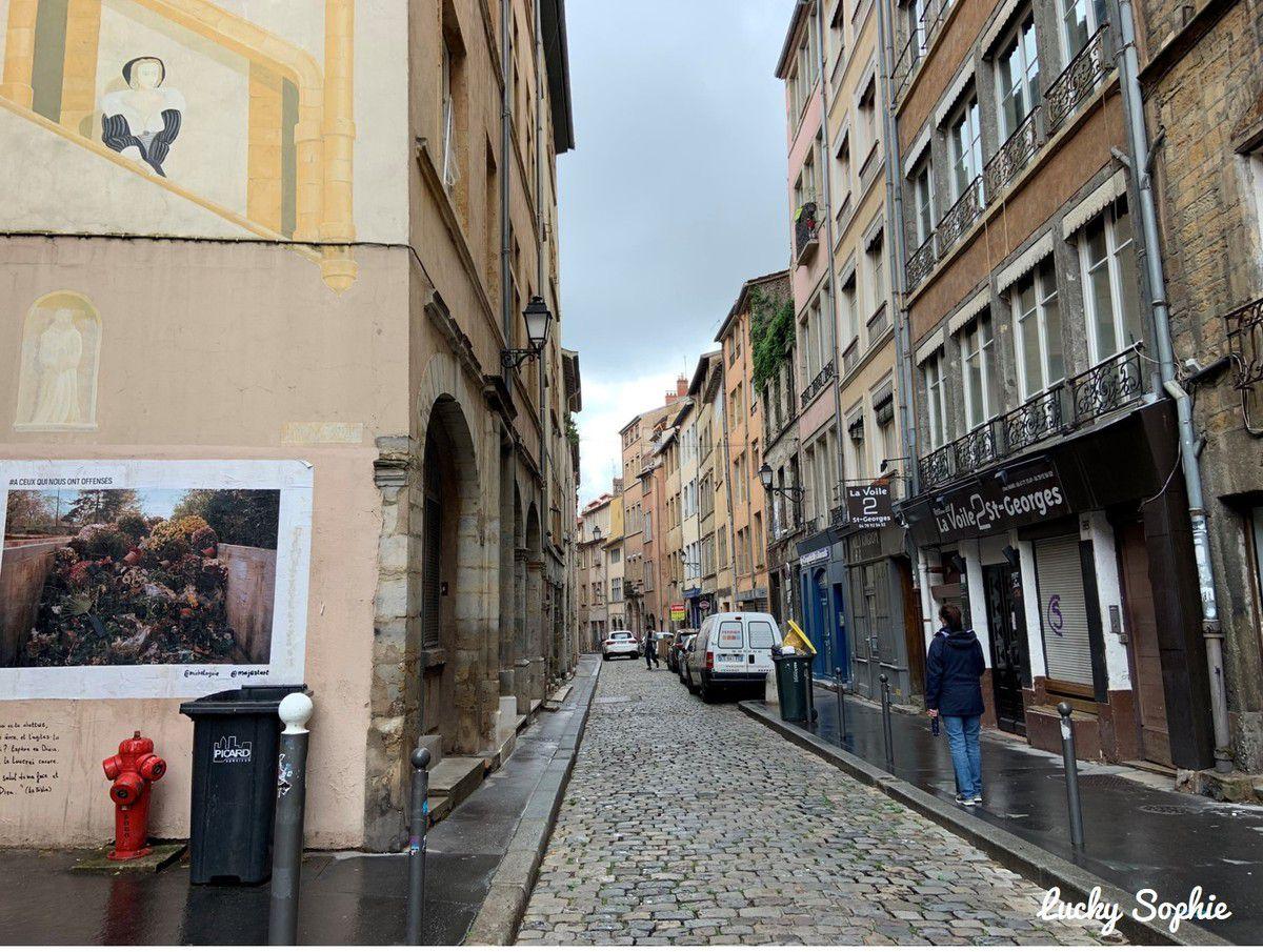 Jeu de piste dans le Vieux Lyon avec Balad Enigm