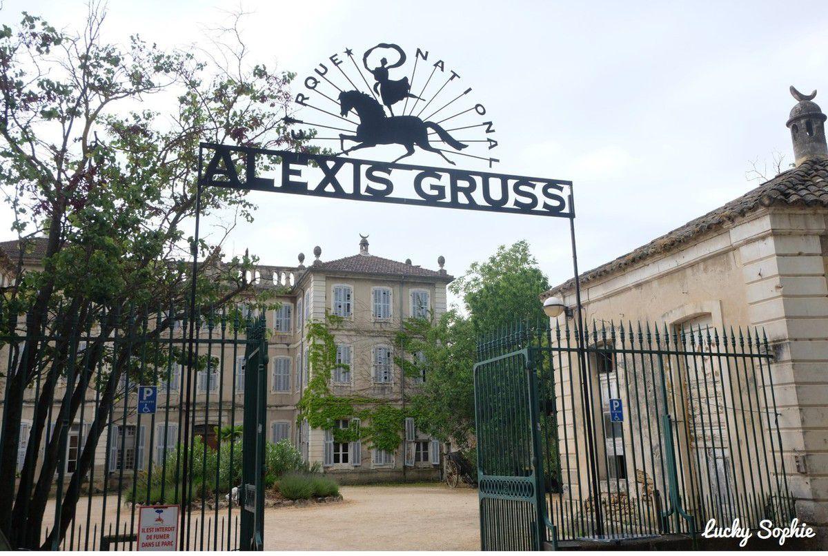 Une journée en famille au Parc Alexis Gruss