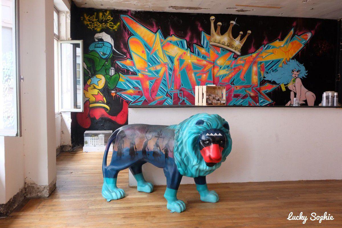 Zoo Art Show 2, expo street art gratuite à Lyon