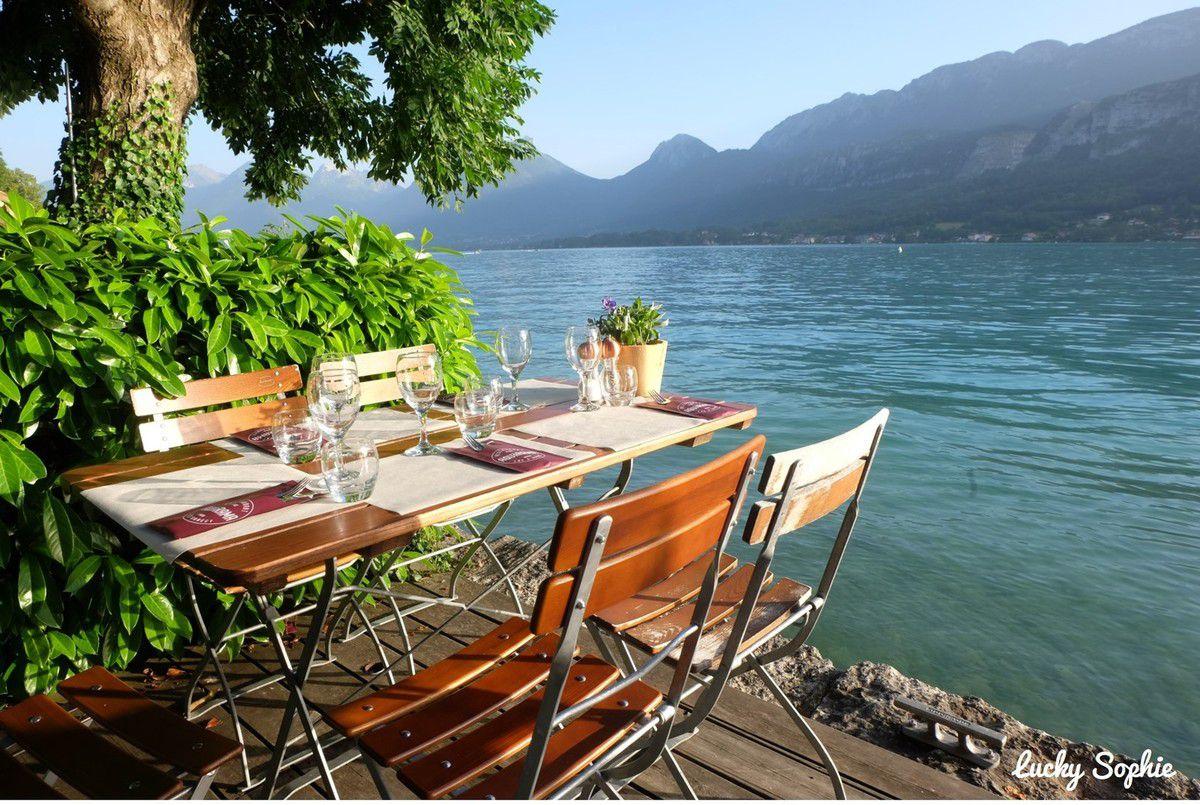 Week-end en famille au Lac d'Annecy