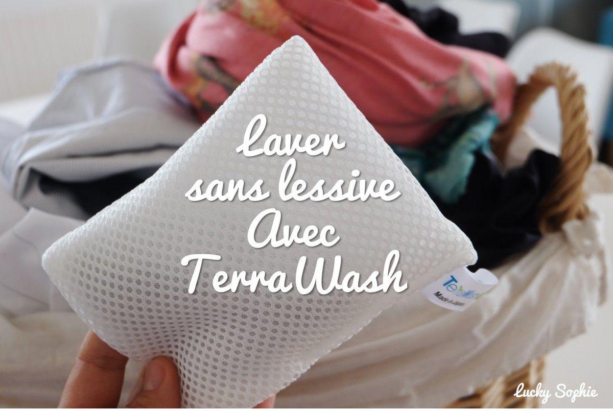 Terrawash lavage écologique sans lessive