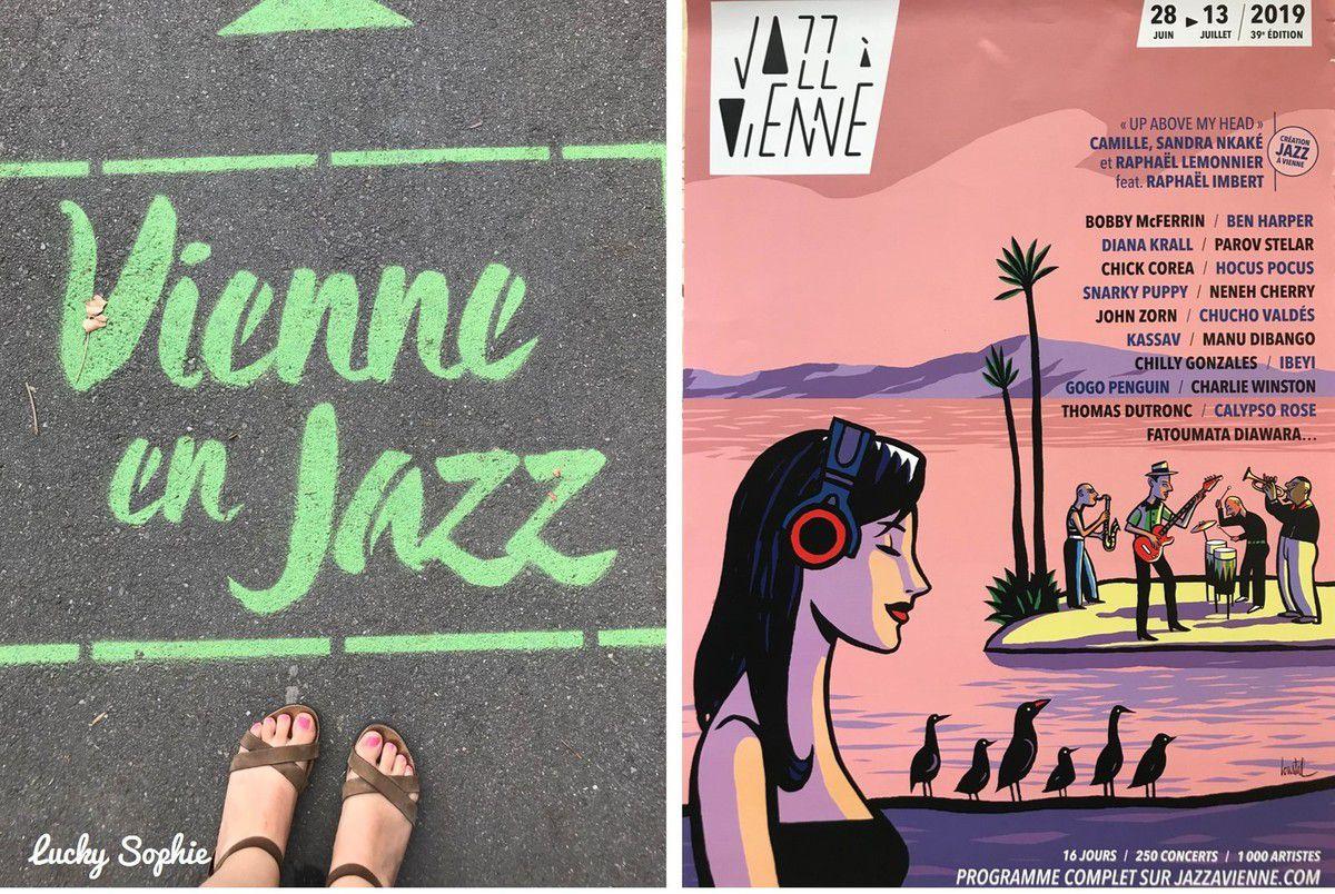 Visiter Vienne avec les enfants pendant la période du Festival Jazz à Vienne : une super idée !