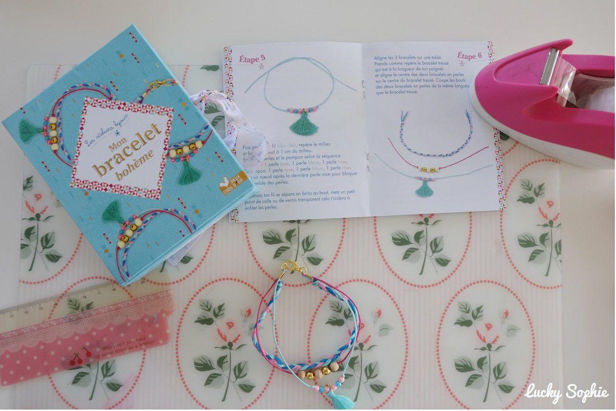 Les bracelets de l'été DIY