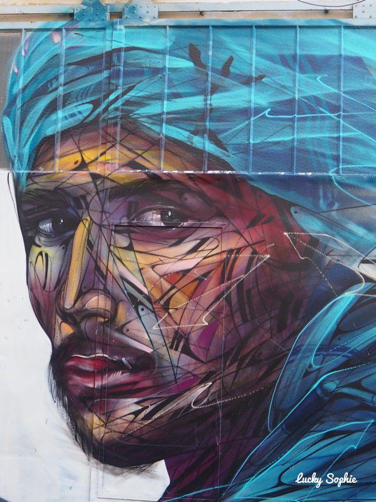 La rue du Graff à La Seyne-sur-Mer