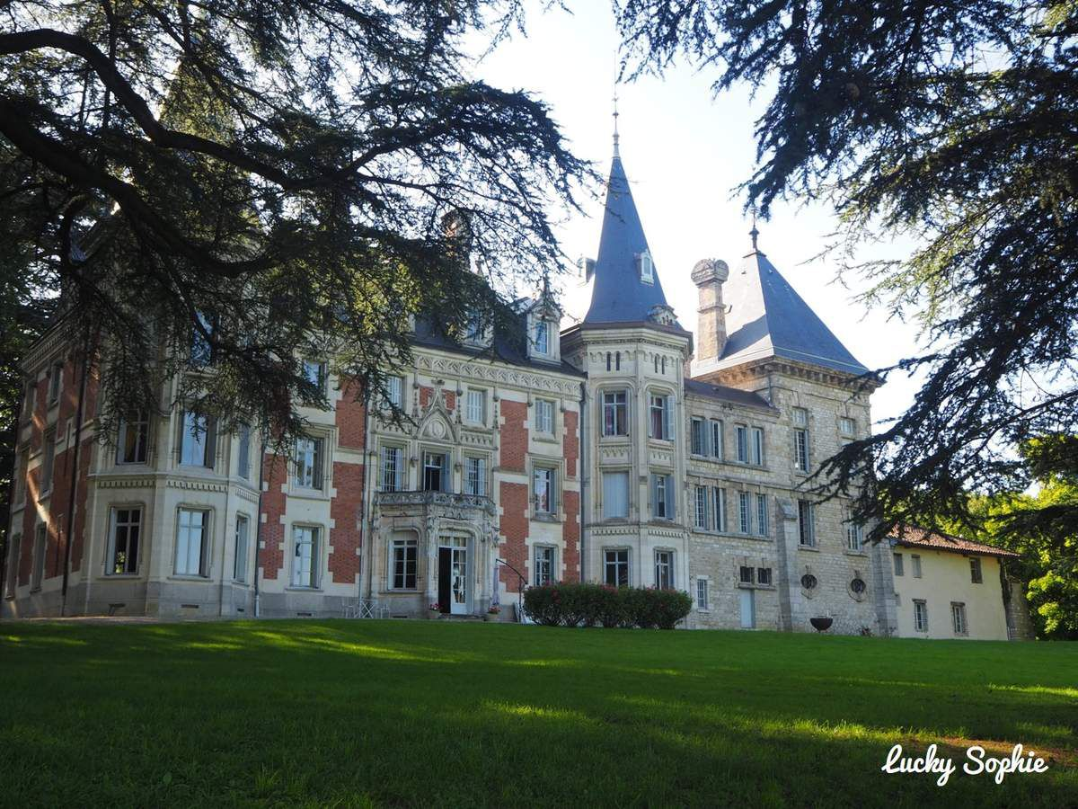 Une nuit au Château de Varambon