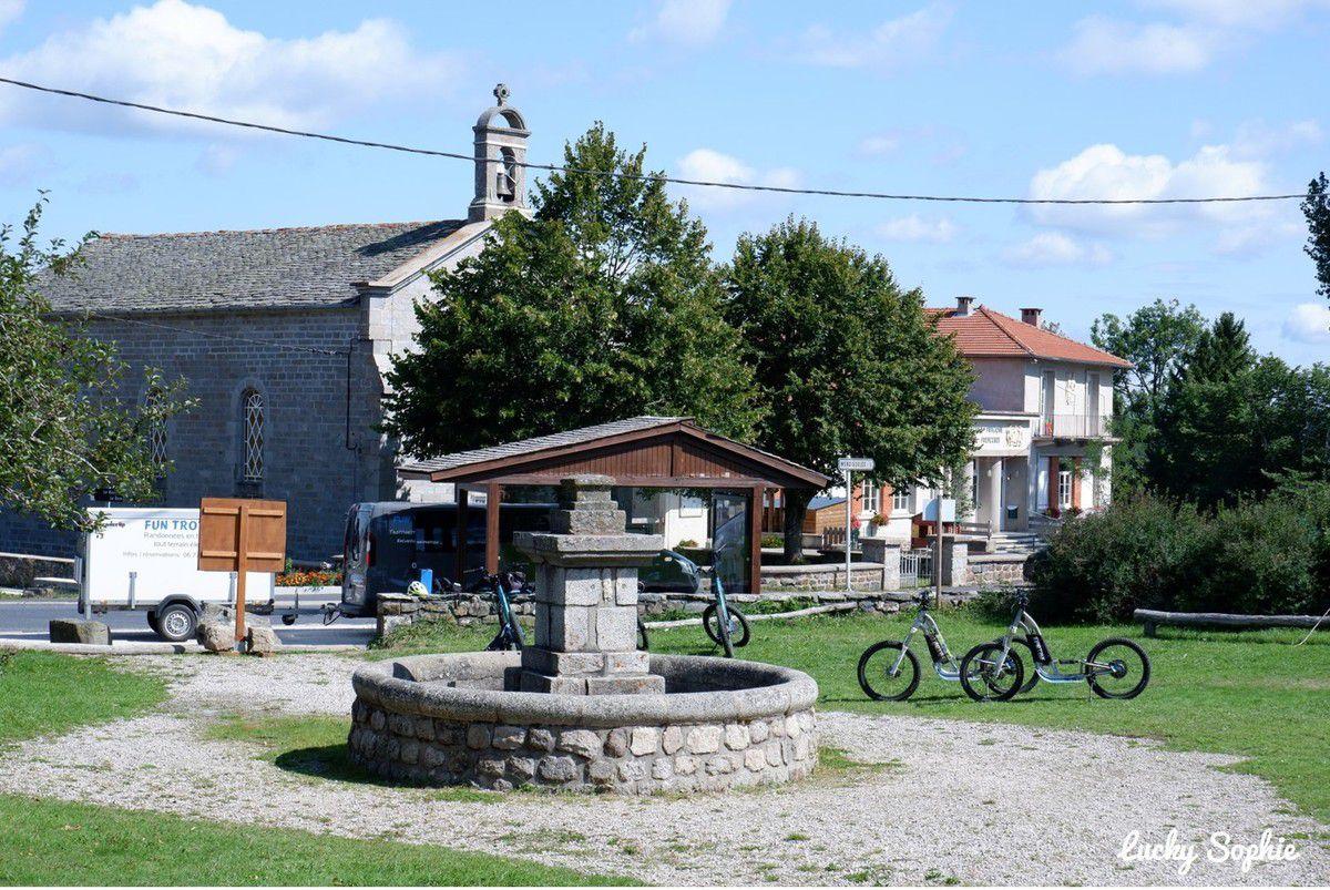 Week-end en famille en Haute-Loire