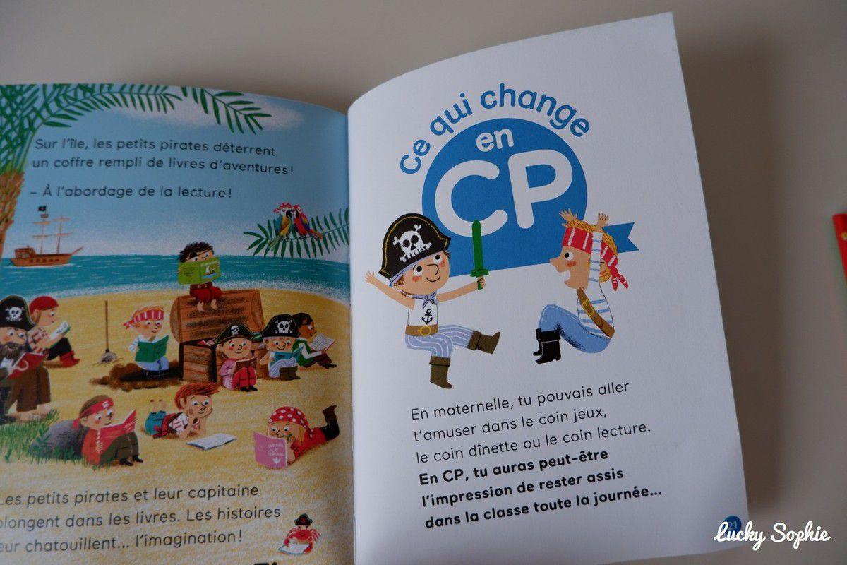 CP comme Classe des Pirates ou des Poussins !