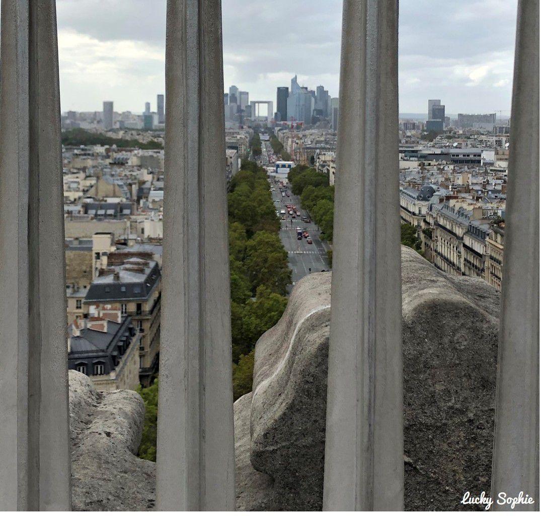 Visiter l'Arc de Triomphe avec les enfants