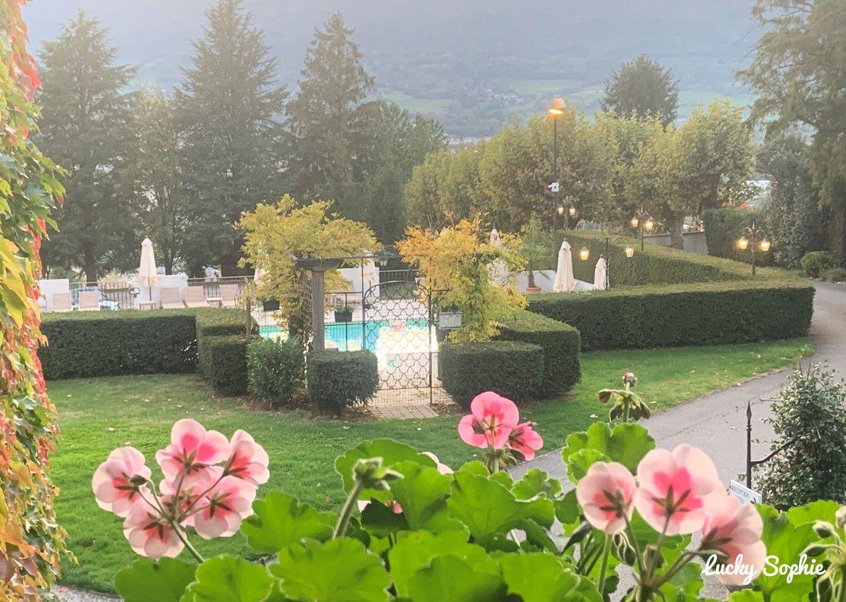 Week-end en famille à Chambéry au Château de Candie