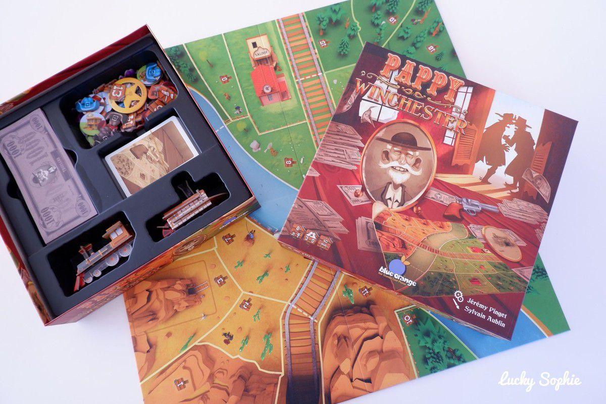 Family box Ludum : super jeux de société pour les familles !