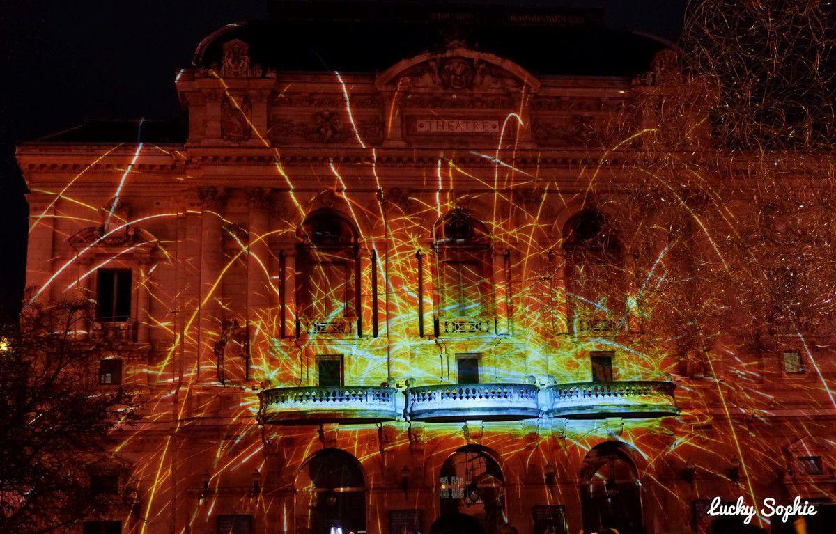 Notre fête des Lumières 2019 à Lyon