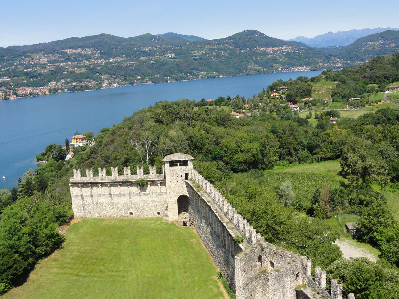 Les grands lacs italiens en famille