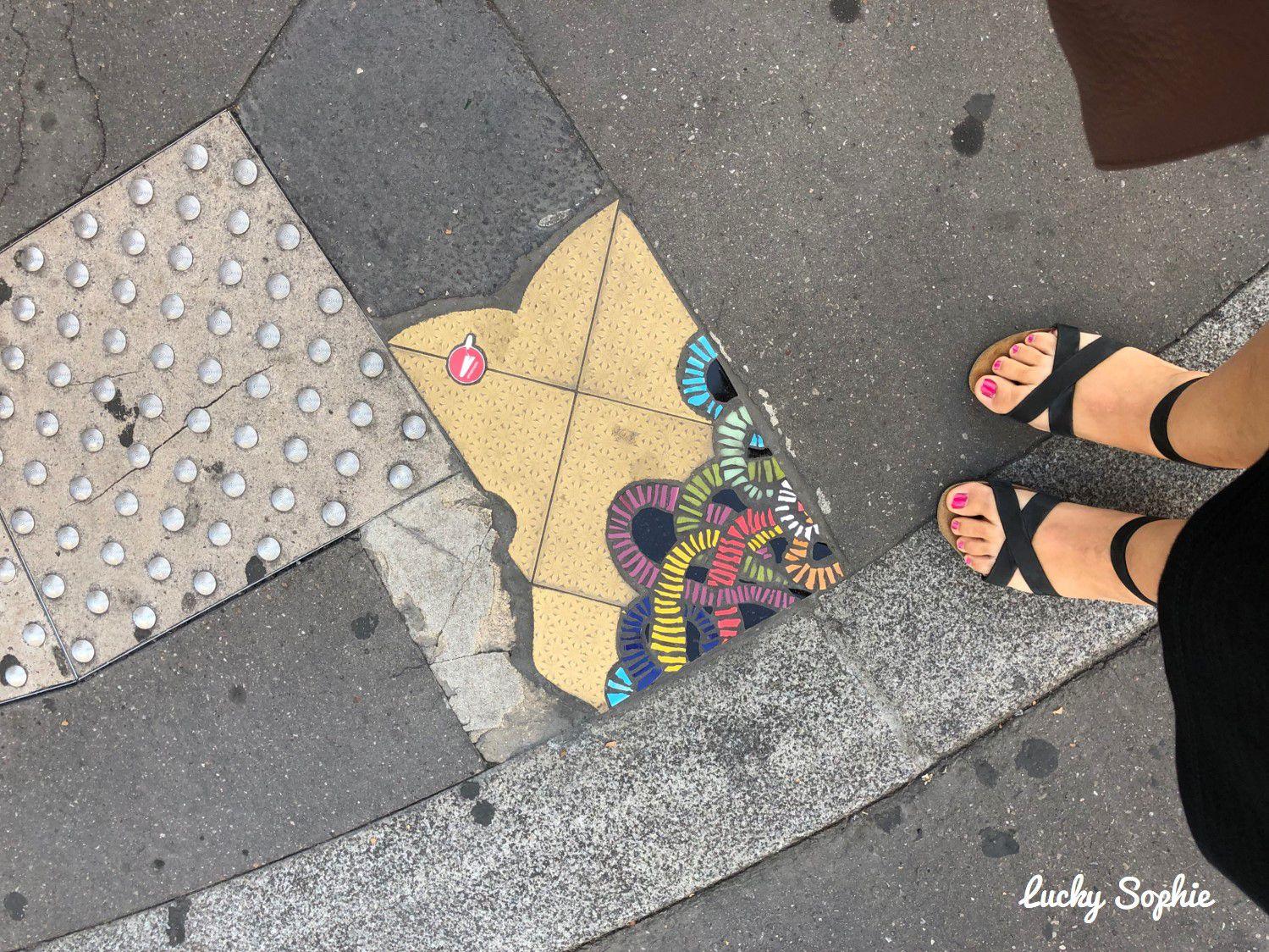 Art urbain, un city guide de Lyon !